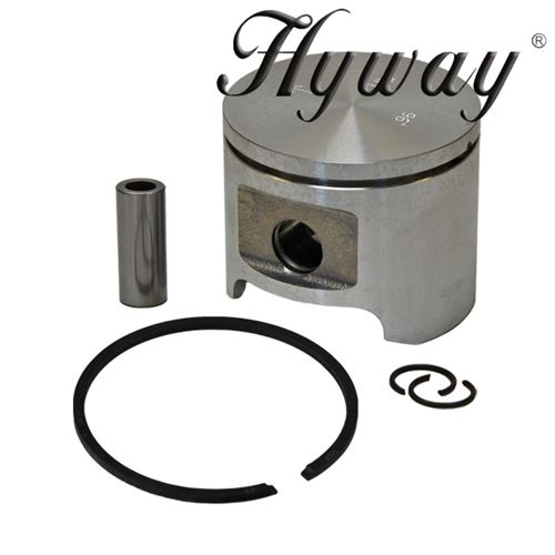 30d1e4f6a09dd Piston Kit 45mm for Husqvarna 350 (later models)